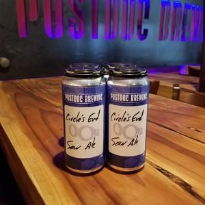 Circle's End - Barrel Blended Sour Ale - 4pk 16oz Cans